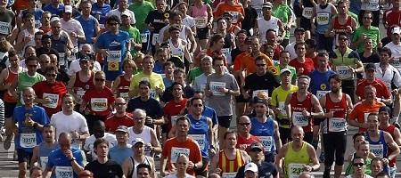 Runners Banner